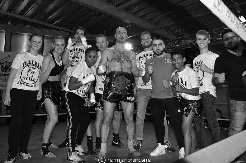 Photo's Kickboxing And Boxing Event 29 September 2018 (Part 1)